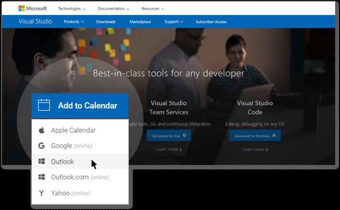 My social calendar cost